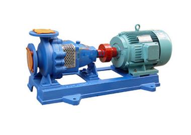 離心泵IH型標準化工流程泵